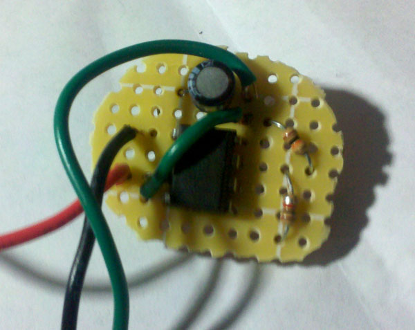 CircuitBoard Auto Fire Mouse